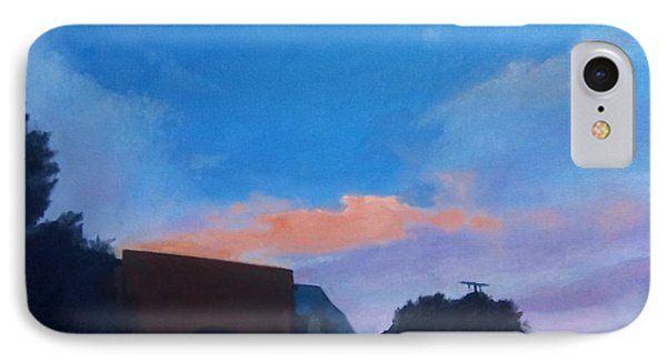 Sausalito Sky IPhone Case by Richard Weinberger