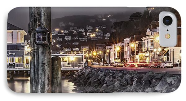 Sausalito Waterfront 2 IPhone Case