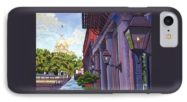 Savannah Morning IPhone Case