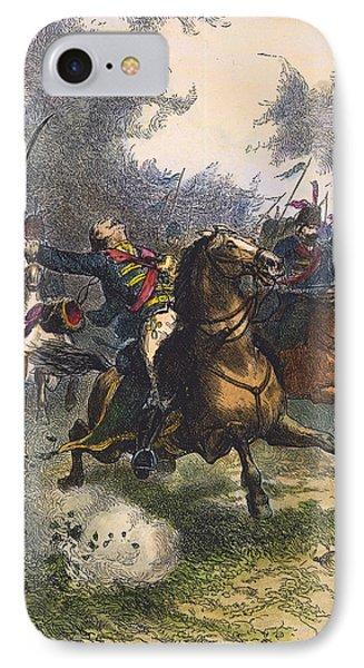 Savannah: Pulaski, 1779 IPhone Case