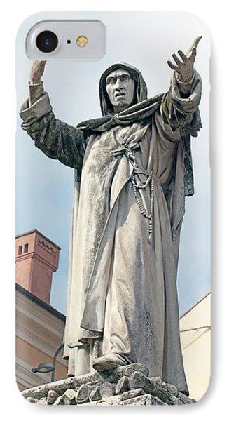 Savonarola IPhone Case by Dirk Wiersma