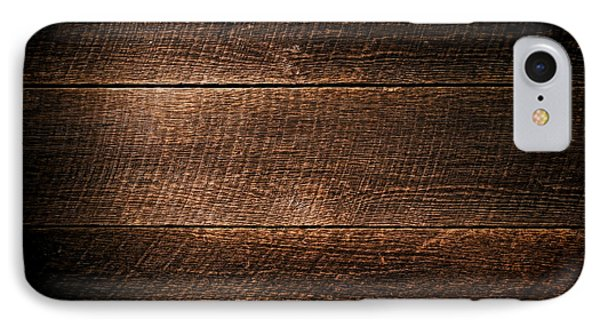 Saw Marks On Wood Phone Case by Olivier Le Queinec