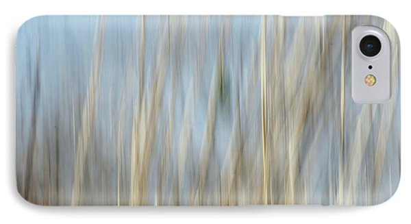 Sawgrass In Motion Phone Case by Benanne Stiens