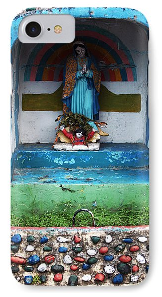 Say A Prayer In Bocas Phone Case by John Rizzuto