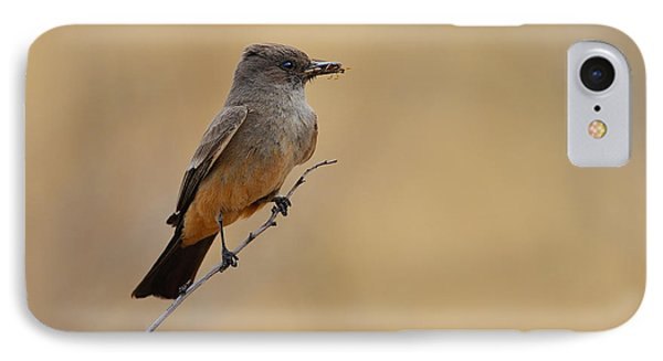 Say's Phoebe Phone Case by Tony Beck