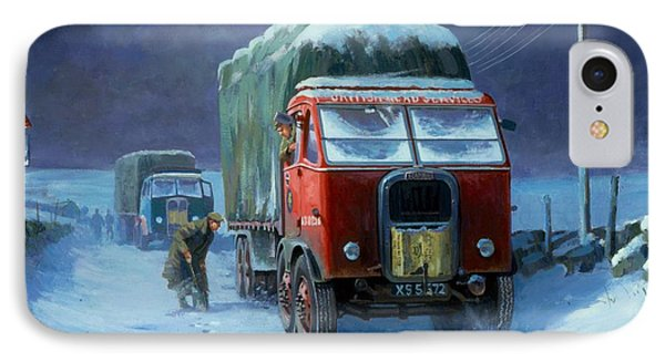 Scammell R8 Phone Case by Mike  Jeffries