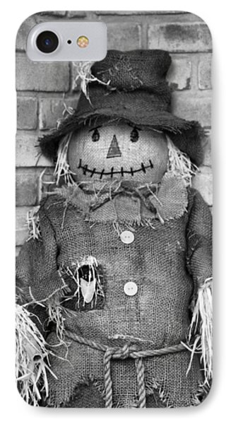 Scarecrow Phone Case by Dan Sproul