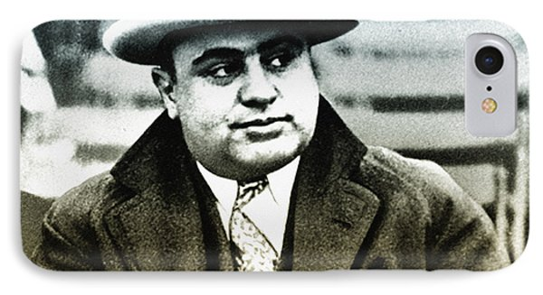Scarface - Al Capone IPhone Case
