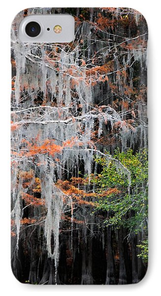 IPhone Case featuring the photograph Scattered Rust by Lana Trussell
