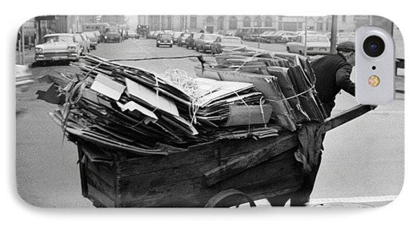 Scavenger, Canada, 1966 IPhone Case by Ria Novosti
