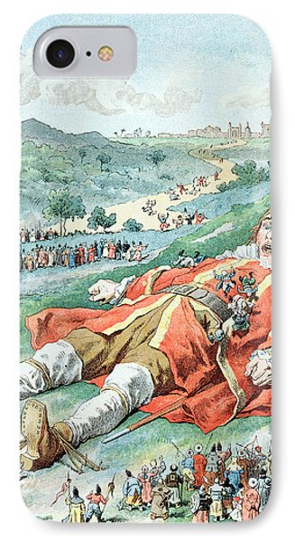 Scene From Gullivers Travels IPhone Case