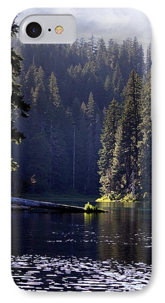 Scenic Clear Lake IPhone Case by Erica Hanel