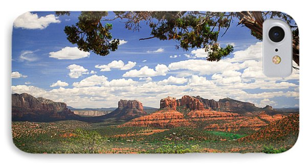 Scenic Sedona IPhone Case