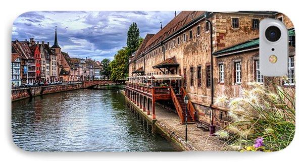 Scenic Strasbourg  IPhone Case by Carol Japp