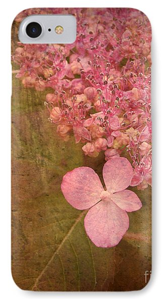 Scent Of Hydrangea IPhone Case by Kathi Mirto