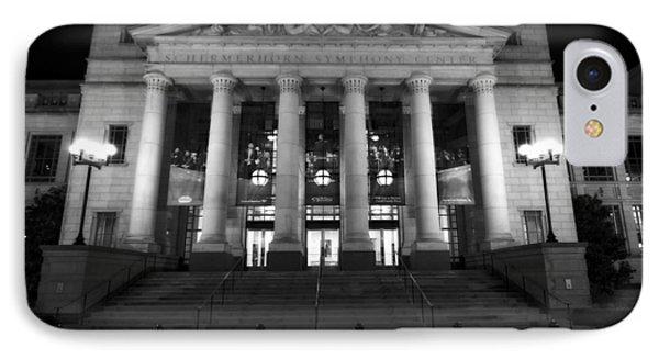 Schermerhorn Symphony Center In Nashville Phone Case by Dan Sproul
