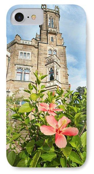 Schloss Eckberg Castle, Germany IPhone Case