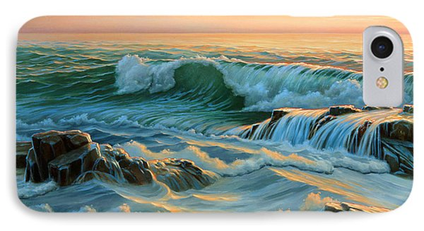 Schoodic Point Before Sunrise  Phone Case by Paul Krapf