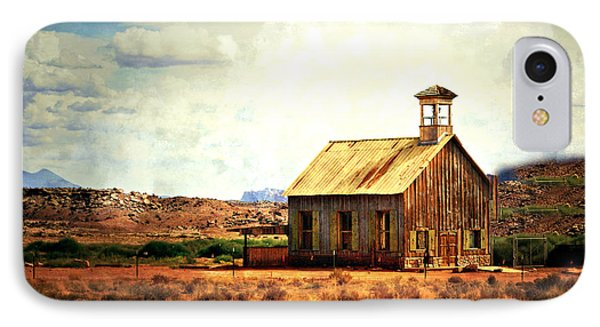 Schoolhouse 1 Phone Case by Marty Koch