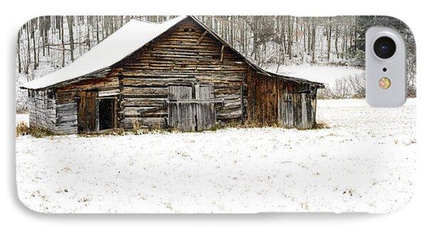 Schoolhouse Barn IPhone Case by Thomas R Fletcher