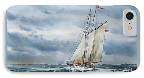 Schooner Adventuress IPhone Case