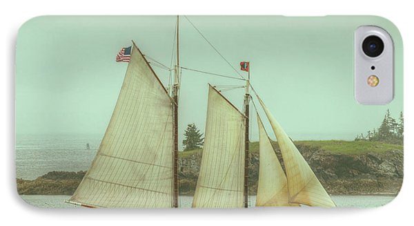 Schooner Stephen Taber IPhone Case