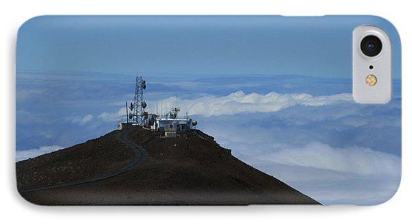 Science City Haleakala Phone Case by Sharon Mau