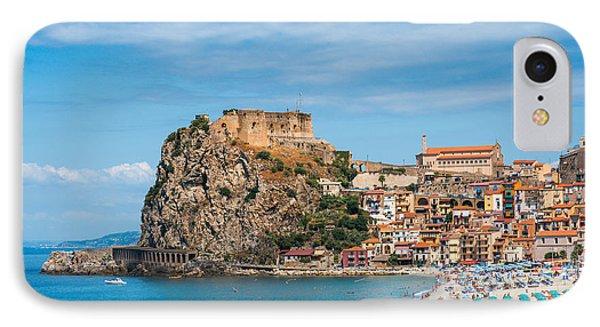 Scilla Castle IPhone Case by Gurgen Bakhshetsyan