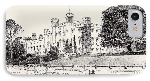Scone Palace, Perth, Uk. Scone Palace Is A Category IPhone Case
