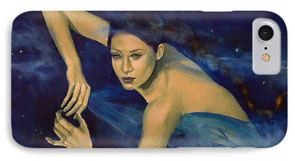 Scorpio From Zodiac Series IPhone Case by Dorina  Costras