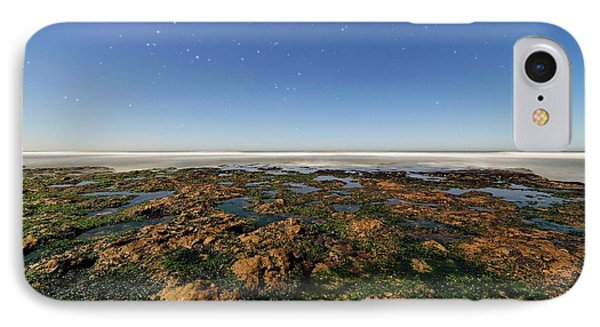 Scorpius Over Coast IPhone Case by Luis Argerich