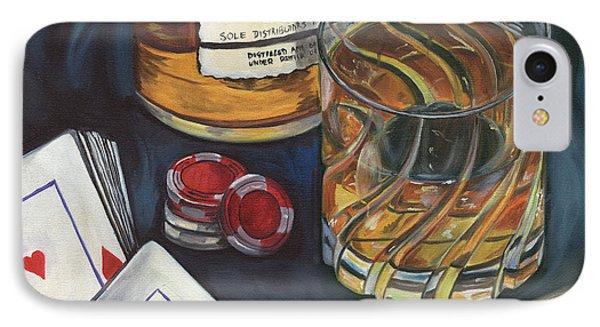 Scotch And Cigars 4 Phone Case by Debbie DeWitt