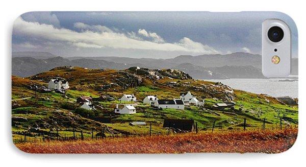 Scotland Hamlet IPhone Case by Henry Kowalski