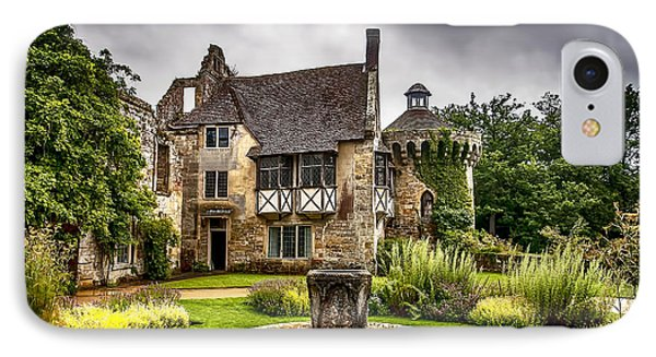 Scotney Castle 4 IPhone Case