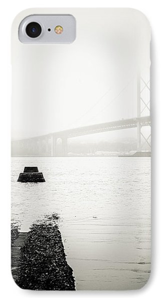 Scottish Transport IPhone Case by Lenny Carter