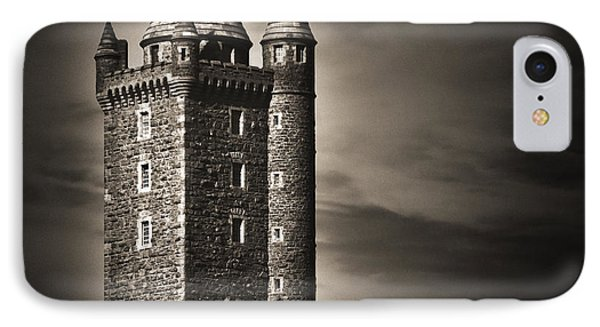 IPhone Case featuring the photograph Scrabo Tower Newtownards County Down by Jane McIlroy
