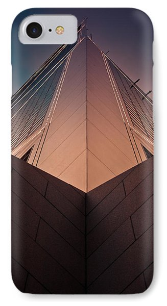 Scraping The Sky #02 IPhone Case by Loriental Photography