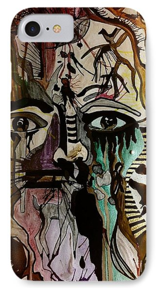 Scream IPhone Case
