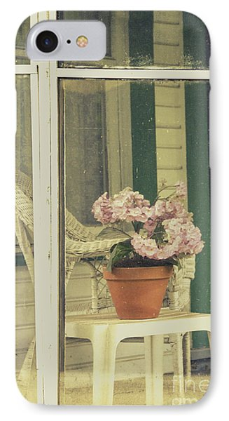 Screened Porch IPhone Case