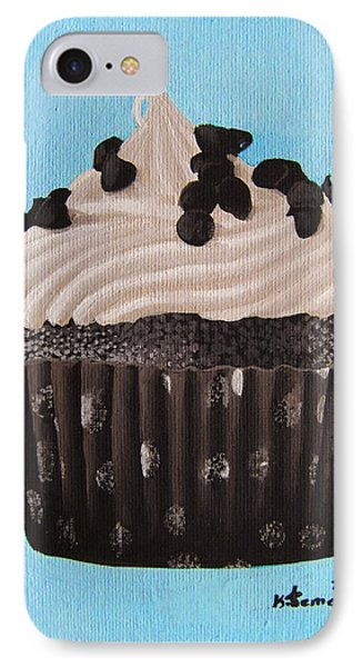 Scrumptious Phone Case by Kayleigh Semeniuk