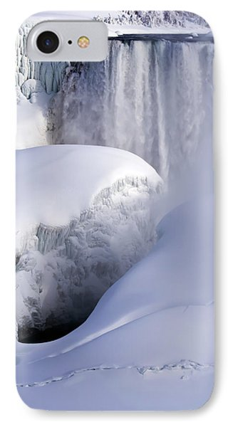 Sculpted By Nature IPhone Case