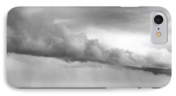 Sea And Clouds IPhone Case by Yuri Santin