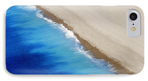 Sea And Sand IPhone Case by Wendy Wilton
