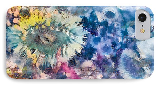 Sea Anemone Garden IPhone Case by Priya Ghose