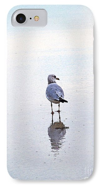 IPhone Case featuring the photograph Sea Birds No.3 by Melissa Sherbon