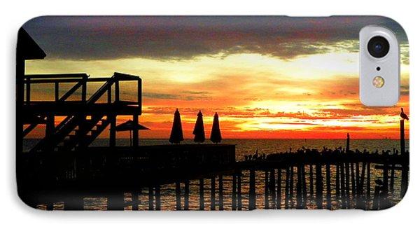 Sea Breeze Sunrise IPhone Case