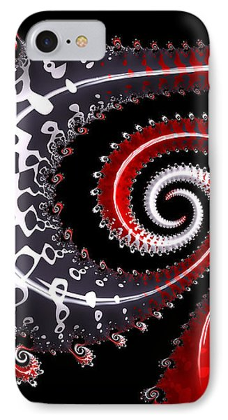 Sea Dragon IPhone Case by Susan Maxwell Schmidt