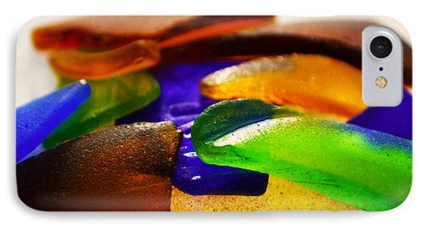 Sea Glass IIi Phone Case by Sherry Allen