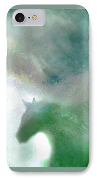 Sea Glass Storm IPhone Case