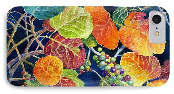 Sea Grapes II IPhone Case by Roger Rockefeller